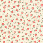 Picket Fence Dotted Cream