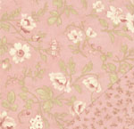 Aviary Quilted - Berry (Pink)